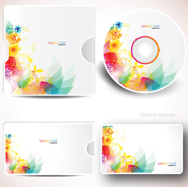 Brilliant trend CD 05 - vector